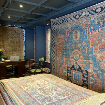 The London Antique Rug and Textile